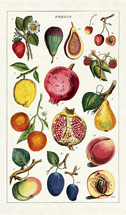 Fruit Tea Towel
