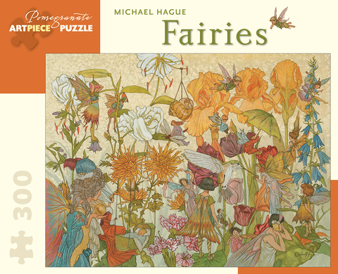"Michael Hague: ""Fairies"" 300 piece jigsaw puzzle"