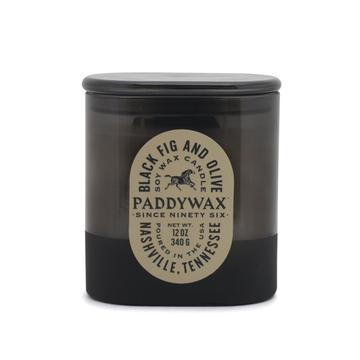 """Black Fig and Olive"" 12oz. Candle"