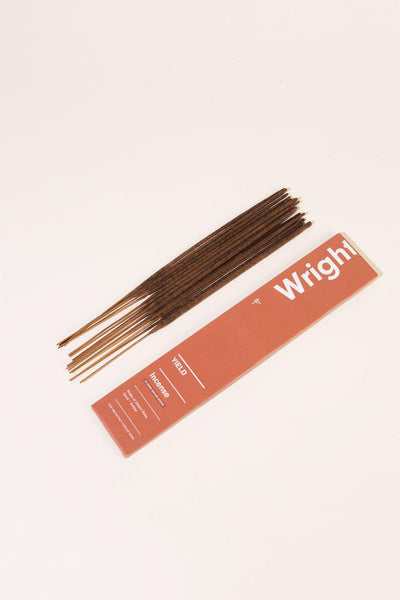 """Wright"" Incense"