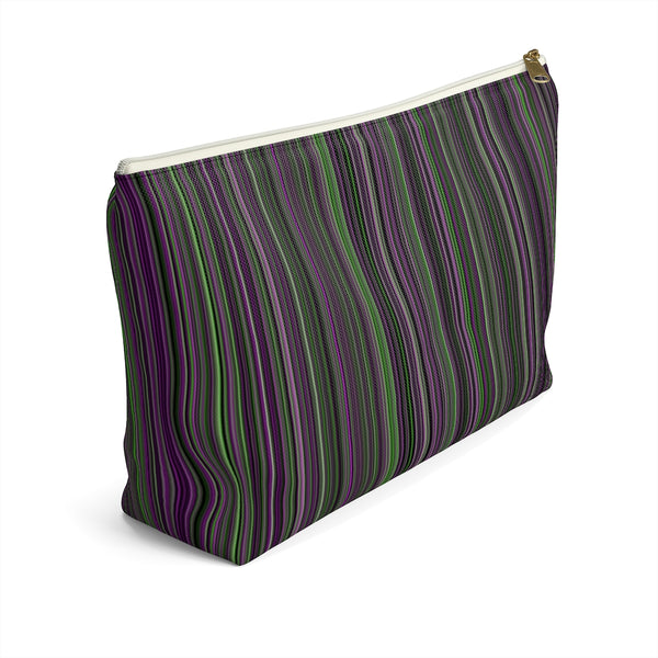 "ilithya - ""Lines"" Accessory Bag"