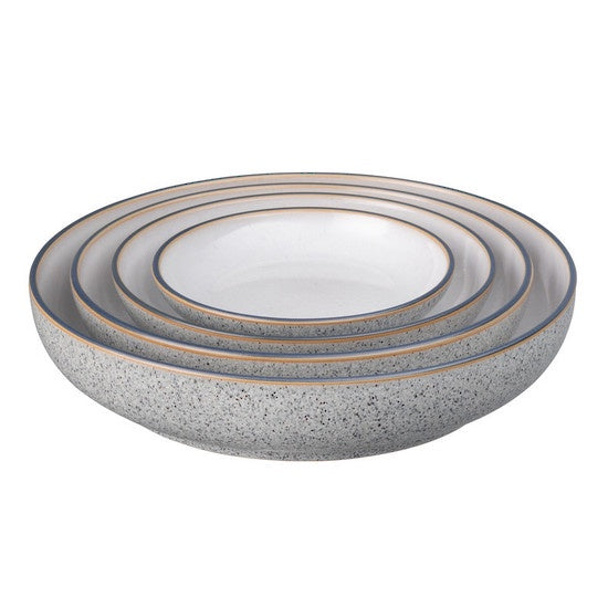 DENBY STUDIO GREY NESTING BOWL SET