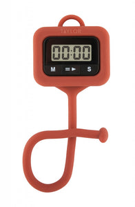 TAYLOR DIGITAL ANYWHERE SILICONE TIMER