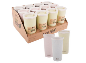 OASIS DOUBLE WALL ECO CUP 400ML