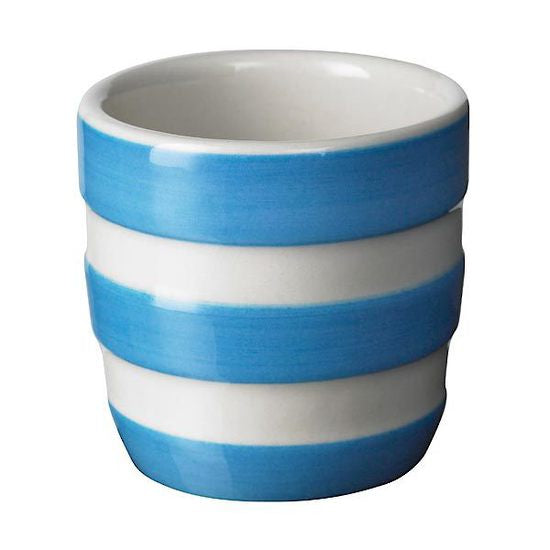 TGG CORNISH BLUE EGGCUP STRAIGHT SIDED