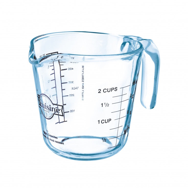 O'CUISINE MEASURING JUG 500ML