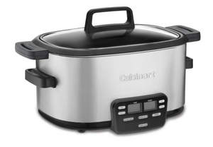 CUISINART 3 IN 1 MULTI COOKER