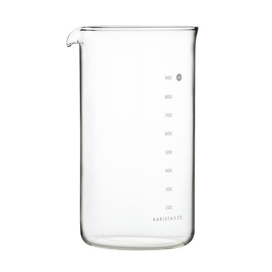 BARISTA & CO SPARE GLASS 8CUP