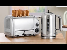 Load and play video in Gallery viewer, DUALIT TOASTER 2 SLICE COPPER ENDS
