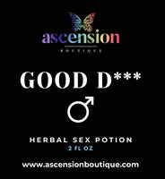Good D*** Sex Potion