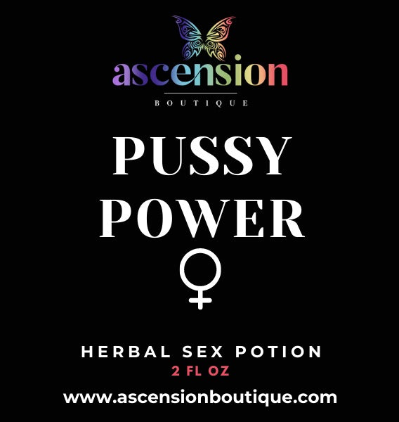 Pussy Power Sex Potion