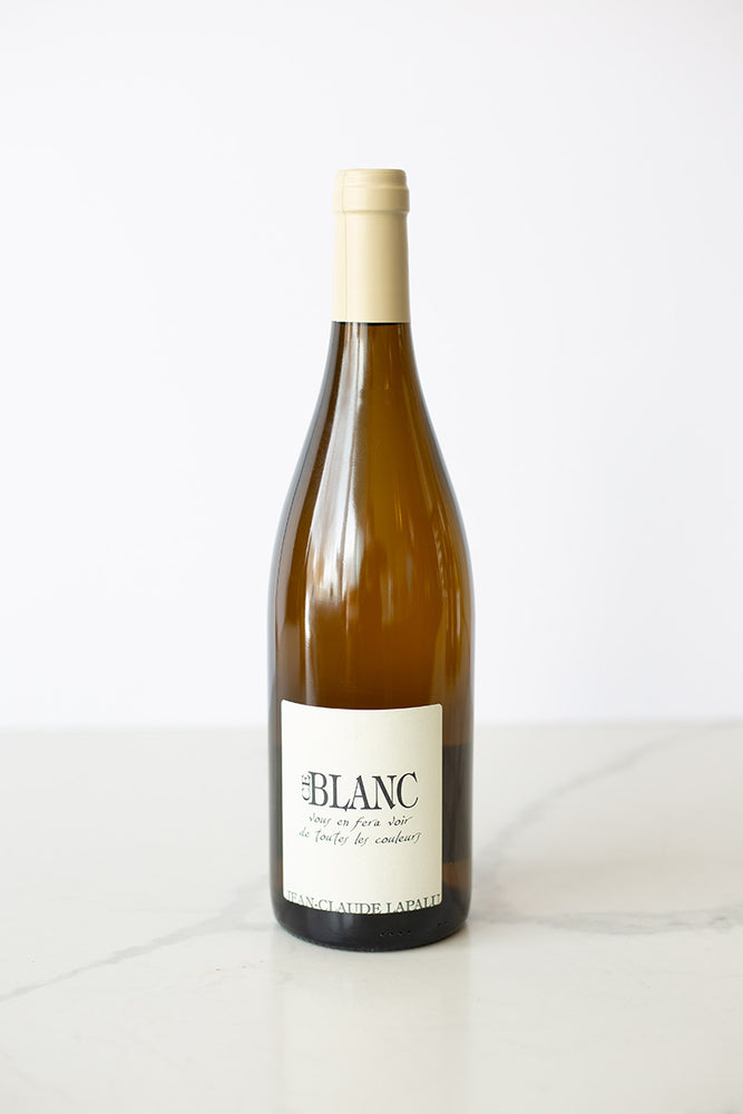 Ce Blanc by Jean-Claude Lapalu