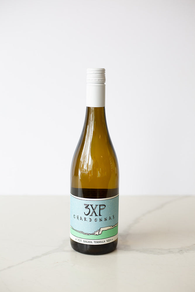 Chardonnay by 3XP