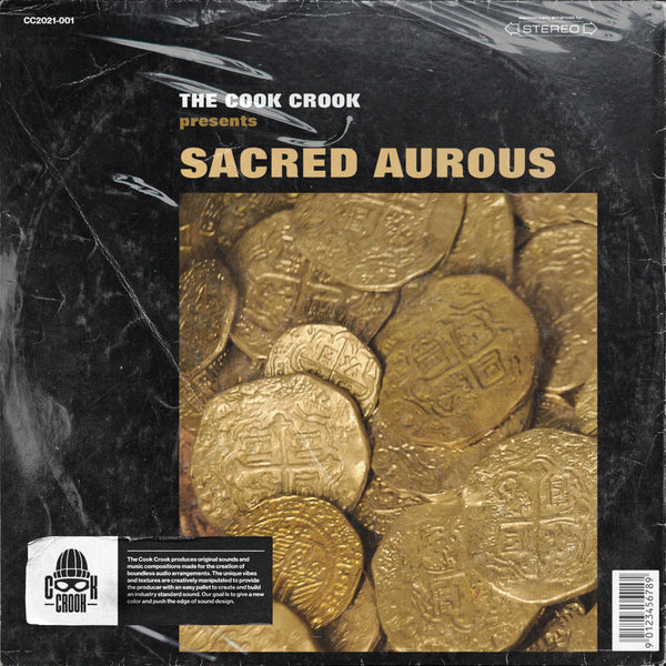 The Cook Crook- Sacred Aurous