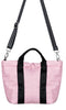 SCHOUDERTAS SAFESAVE – SCHOUDERTAS – SAFESAVE – TAS – SHOPPER - roze