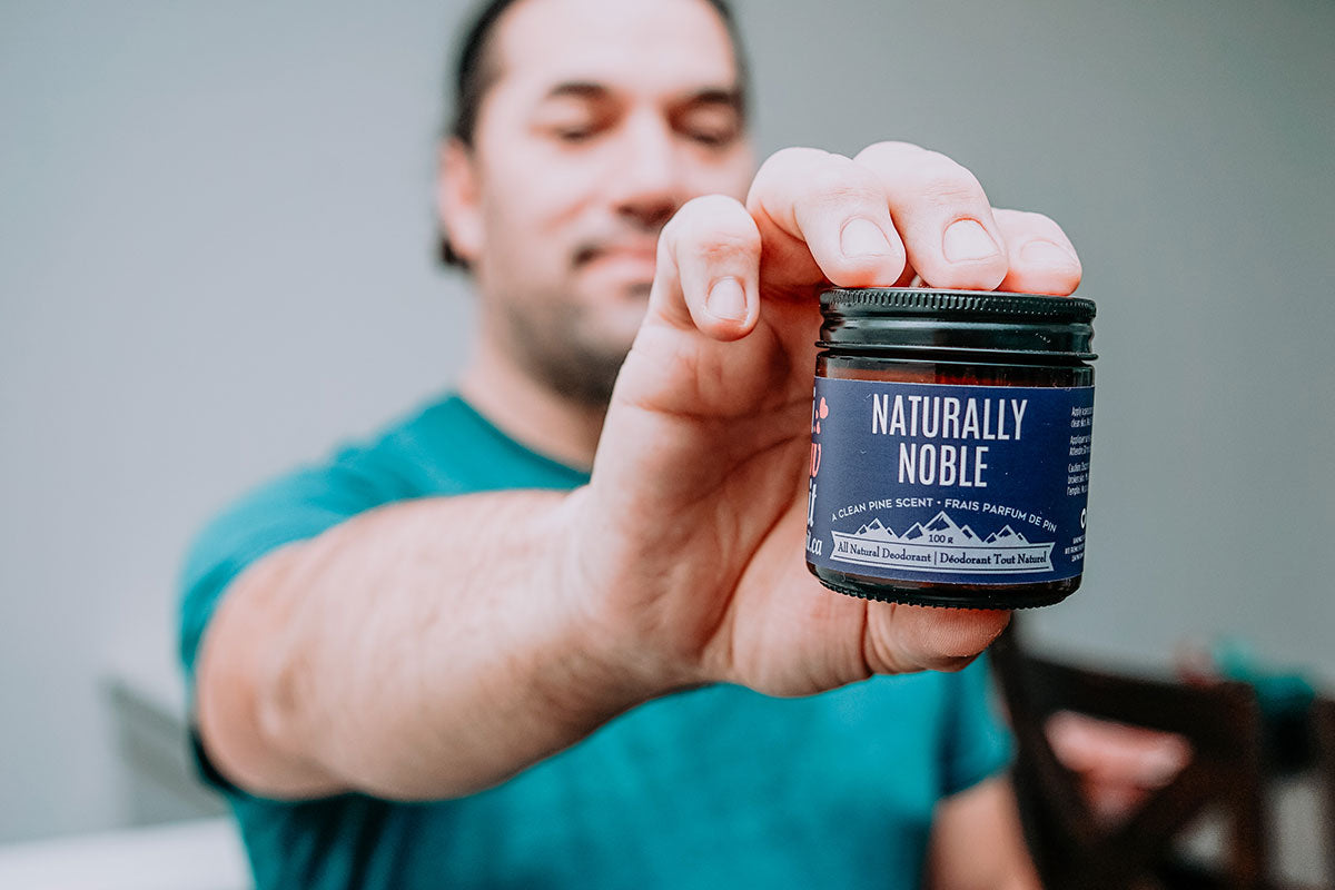 Where to buy I LUV IT Natural Deodorant