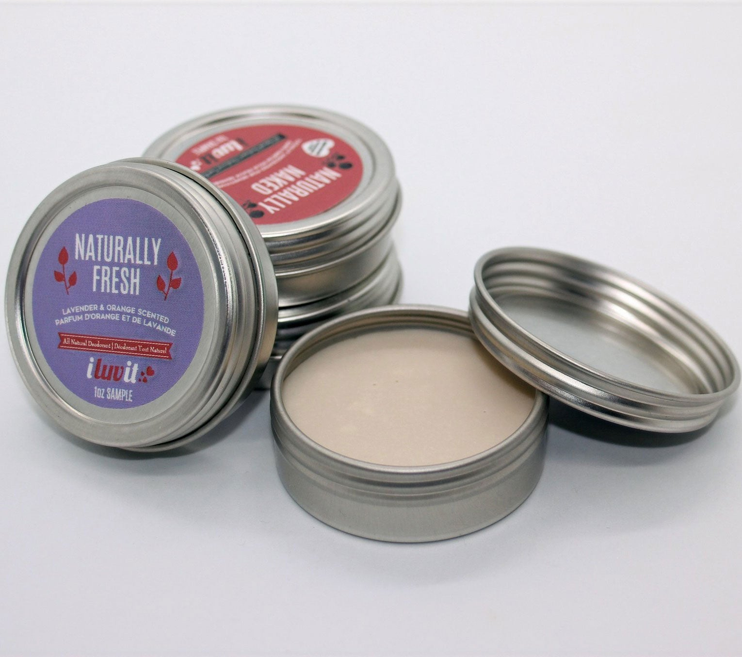 Sample Tin - Regular Formula - 1oz