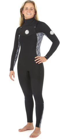 WOMAN DAWN PATROL 4.3 CHEST ZIP
