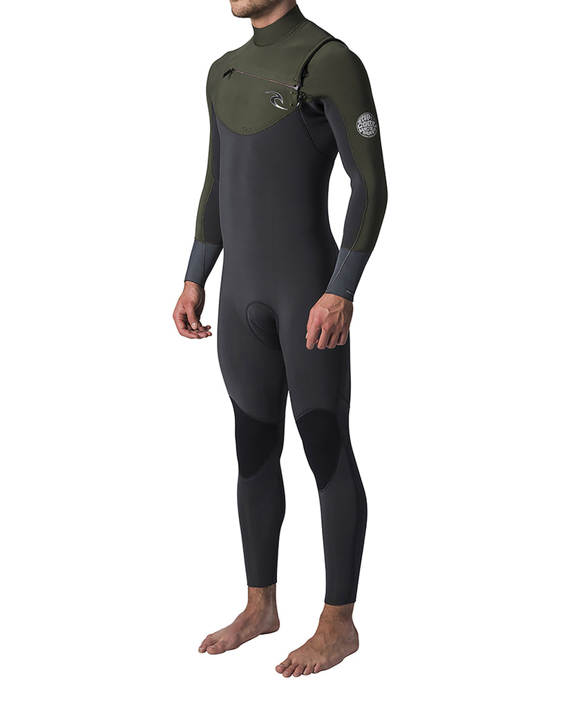 RIP CURL DAWN PATROL PERFORMANCE 4.3 CHEST ZIP