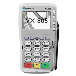 New Vx805 EMV Pin Pad - DCCSUPPLY.COM