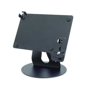 MMF POS Lockable Tablet Stand for 9-10 Inch Tablets, Black (MMFTS10104) - DCCSUPPLY.COM