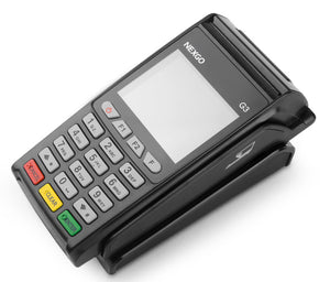 Exadigm Compact Mobile Payment Terminal – G3 with Wifi - DCCSUPPLY.COM