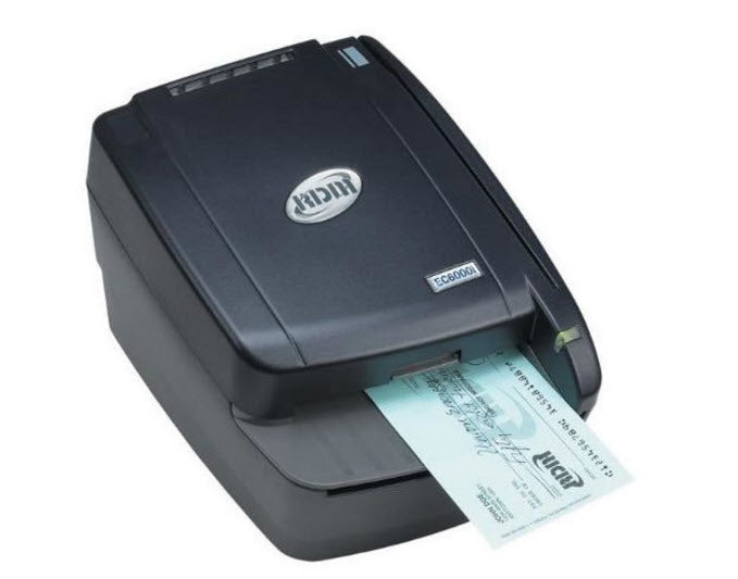 RDM EC7111F Check Reader - Refurbished