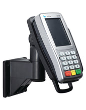 "Load image into Gallery viewer, Verifone Vx805 7"" Wall Mount Terminal Stand"
