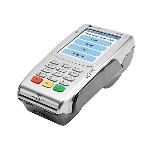 Verifone Vx680 3G EMV Wireless Bundle with 18-Month Warranty - DCCSUPPLY.COM