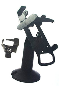 Swivel and Tilt Key Locking Stand with Custom Logo Imprint--300 Units
