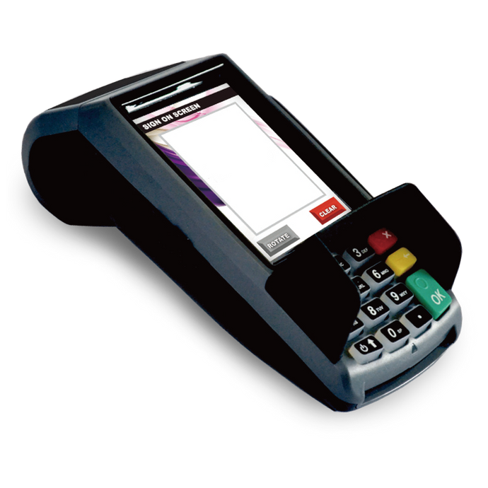 Dejavoo Z9 EMV CTLS Portable Wifi Only Credit Card Terminal - Refurbished