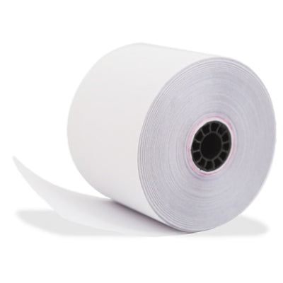 38mm x 50' Thermal Paper Taxi Cab Receipt Rolls (100 Rolls)