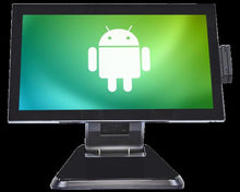 "Load image into Gallery viewer, 12"" Android POS System with A17, 2G RAM, 8G Flash, Android 8.1, 12N-RM-BL"