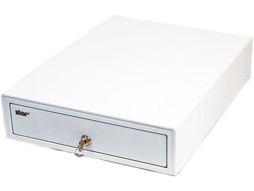 Star Micronics 37964180 SMD2-1317 Mobility Cash Drawer - 13W x 17D - White - SMD2-1317WT44 - Refurbished - DCCSUPPLY.COM