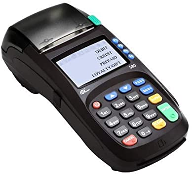 Pax S80 EMV v4 Credit Card Terminal Refurbished - DCCSUPPLY.COM