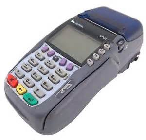 Verifone VX570 DC 12 Meg Credit Card Terminal - Refurbished