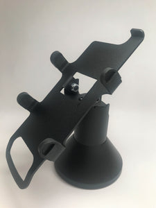 Verifone Vx820 PIN Pad Low Profile Swivel and Tilt Metal Stand