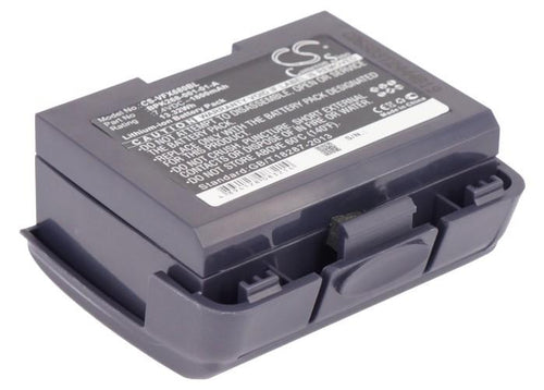 VeriFone VX680 Wireless Credit Card 1800mAh Replacement Battery - DCCSUPPLY.COM