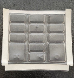 Verifone Mx915/925 Keypad Protective Covers (Set of 50)