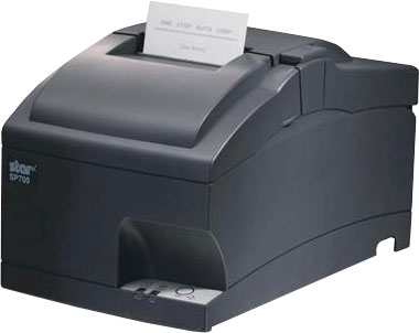 Star SP700 Series Ethernet Kitchen Printer for Clover (39336532) - Refurbished - DCCSUPPLY.COM
