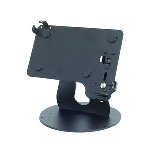 MMF POS Lockable Tablet Stand for 7-8 Inch Tablets, Black (MMFTS08104)