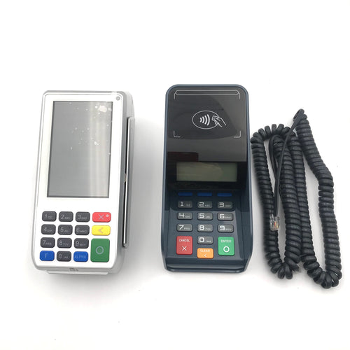 PAX A80 Countertop Smart Card Terminal and SP20 V4 PIN Pad Bundle - DCCSUPPLY.COM