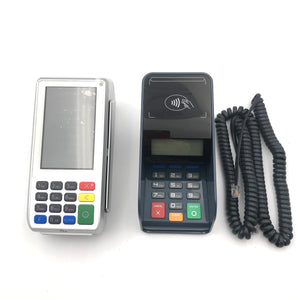 PAX A80 Countertop Smart Card Terminal and SP20 V4 PIN Pad Bundle