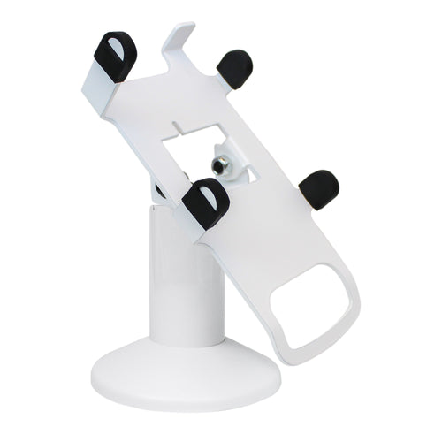 Dejavoo Z3/Z6 Low Profile White Swivel Stand - DCCSUPPLY.COM