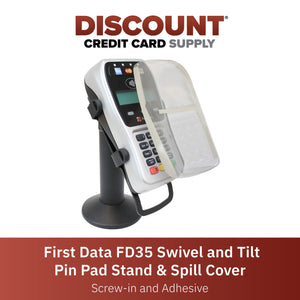 FD35 Swivel and Tilt Stand w/Full Device Protective Cover - DCCSUPPLY.COM