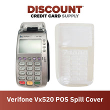Load image into Gallery viewer, Vx520 Full Device Protective Spill Cover - DCCSUPPLY.COM