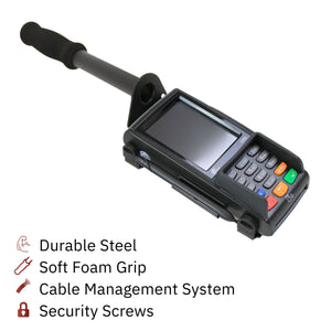 Drive-Thru Hand Held Bracket/Mount for PAX S300 - DCCSUPPLY.COM