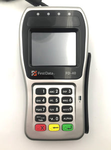 First Data FD-40 PINpad - New