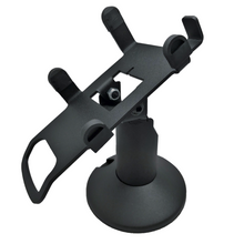 Load image into Gallery viewer, Dejavoo Z3/Z6 Low Profile Swivel and Tilt Black Metal Stand