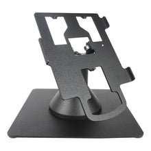 Load image into Gallery viewer, PAX Px7 Low Profile Swivel and Tilt Freestanding Metal Stand